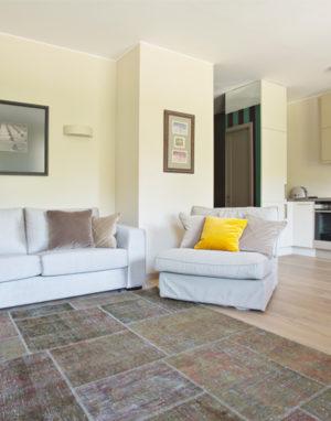 Oak floorboard, color 3417 Grey